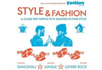 VARIOUS - Style & Fashion (Fashion Records) - (CD)