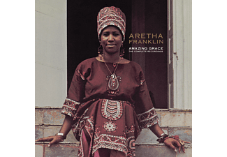 Aretha Franklin - Amazing Grace: The Complete Recordings LP