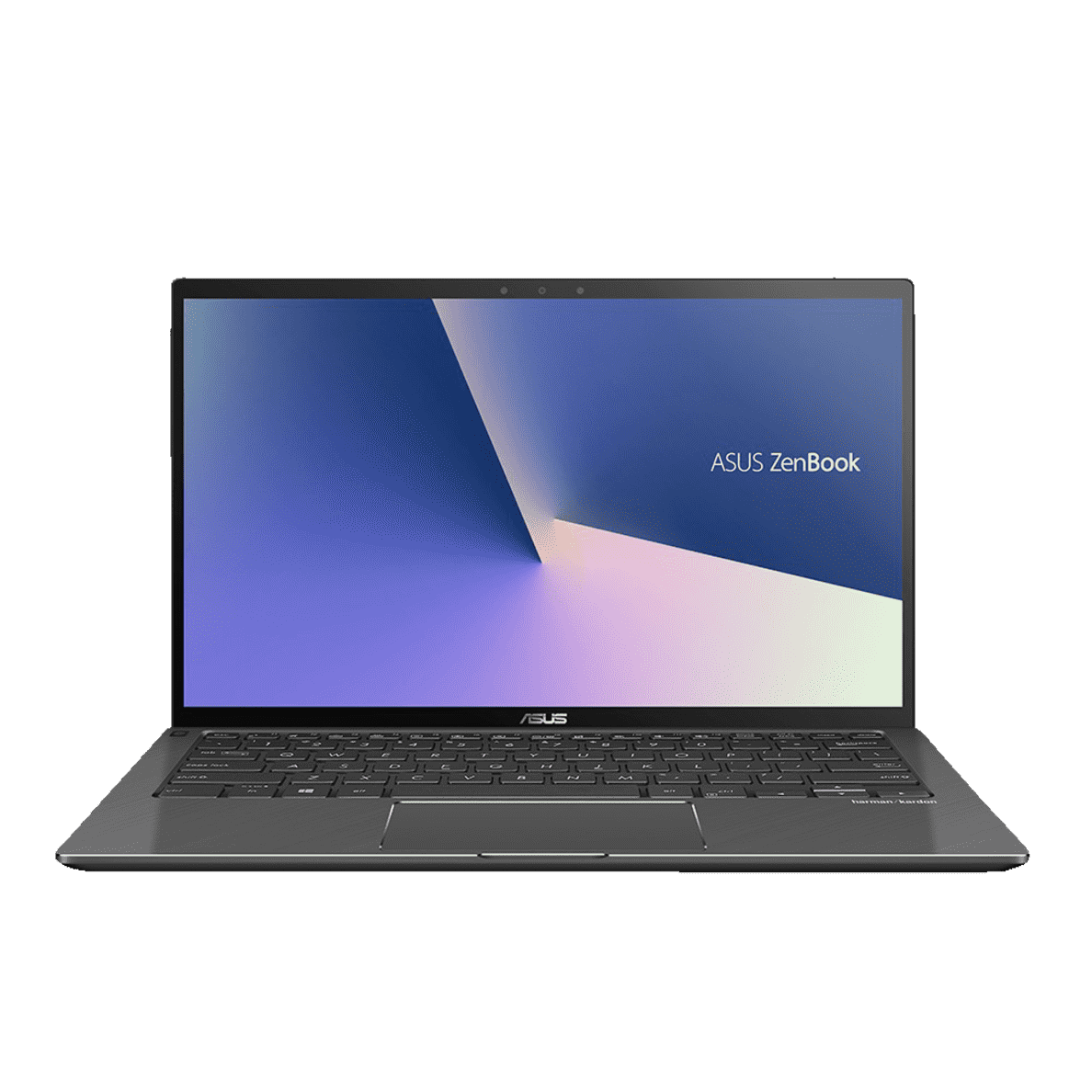 ASUS UX362FA-EL229T Notebook mit Core™ i5, 8 GB RAM, 256 GB & Intel UHD Graphics 620 in Grau
