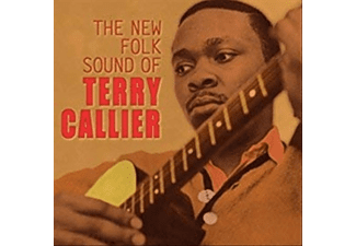 Terry Callier - The New Folk Sound Of Terry Callier LP