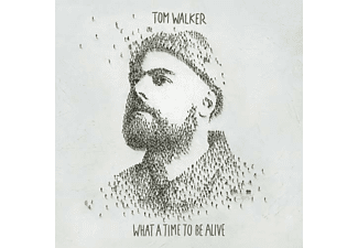 Tom Walker - What A Time To Be Alive LP