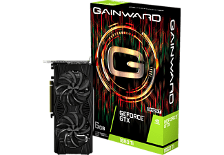 GAINWARD GeForce GTX 1660 Ti Ghost 6 GB (4443) (NVIDIA, Grafikkarte)