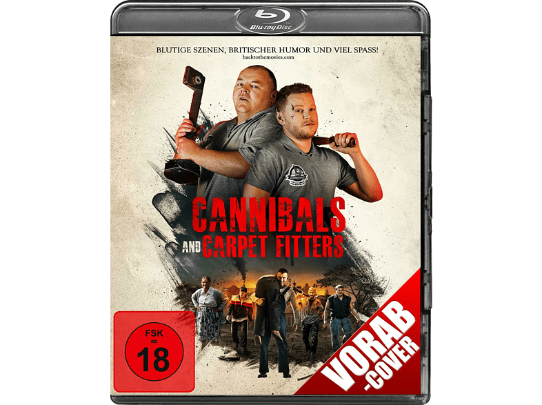Cannibals And Carpet Fitters [Blu-ray]