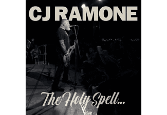 Cj Ramone - The Holy Spell - (CD)