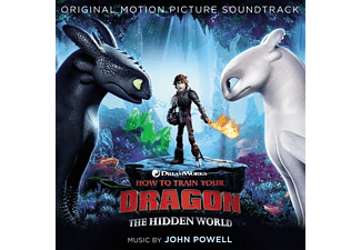 O.S.T. - How To Train Your Dragon 3 - (Vinyl)