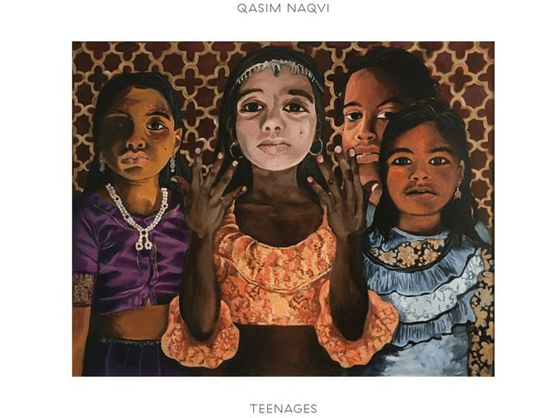 Qasim Naqvi - Teenagers [CD]