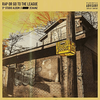 2chainz - Rap Or Go To The League [CD]