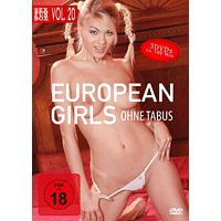 European Girls Ohne Tabus-Sex & Fun-Box Vol.20 [DVD]