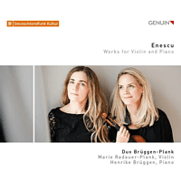 Duo Brüggen-plank - Works for Violin & Piano [CD]