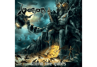 Venom - Storm The Gates (Ltd.Picture 2LP) - (Vinyl)
