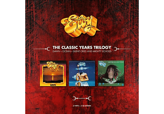 Eloy - The Classic Years Trilogy - (Vinyl)