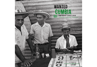Wanted Cumbia LP