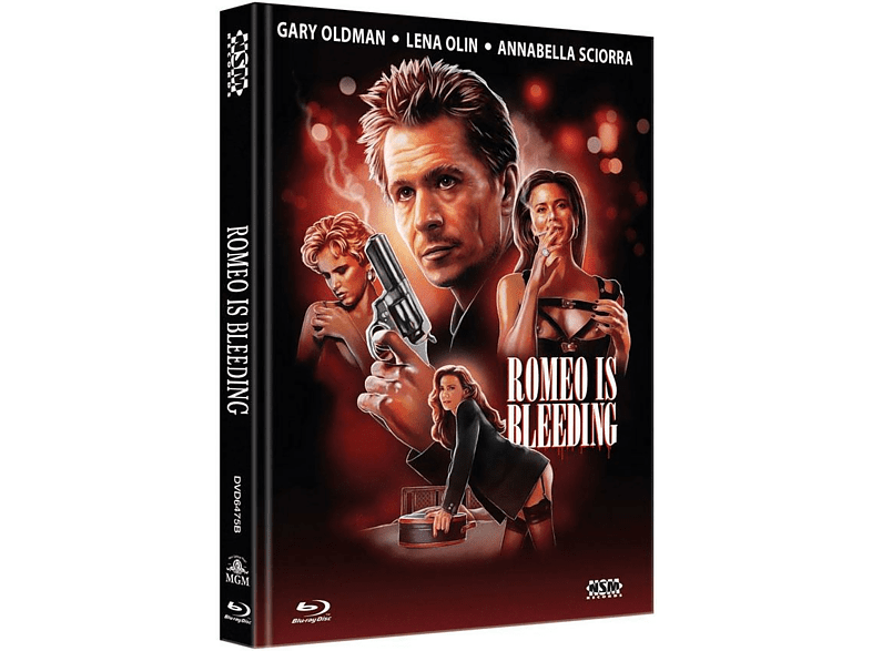 Romeo is bleeding [Blu-ray]