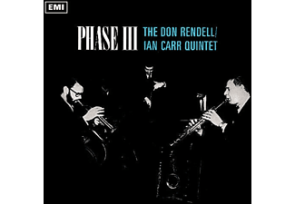 Don Rendell, The Ian Carr Quintet - PHASE III - (Vinyl)