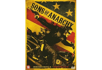 Sons Of Anarchy: Saison 2 - DVD