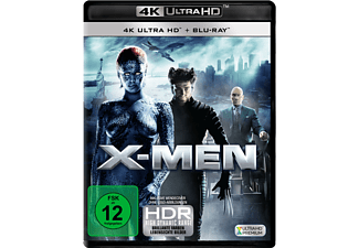 X-Men - (4K Ultra HD Blu-ray + Blu-ray)