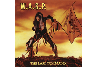 W.A.S.P. - The Last Command - (CD)