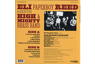 """Eli """"paperboy"""" Reed - Meets High & Mighty Brass Band [Vinyl]"""