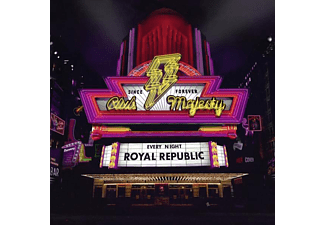 Royal Republic - Club Majesty - (Vinyl)