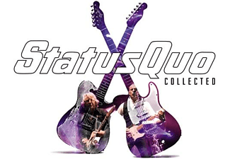 Status Quo - Collected (ltd.White Vinyl) - (Vinyl)