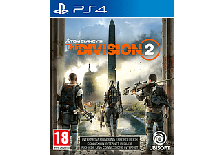 PS4 - The Division 2 /Mehrsprachig