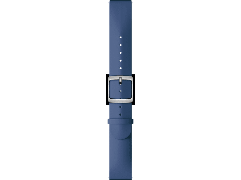 WITHINGS Steel HR Sport 20 mm, Ersatzarmband, Nokia & Withings, Deep Blue