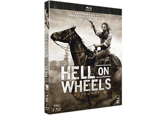 Hell on Wheels Saison 3 - Blu-ray