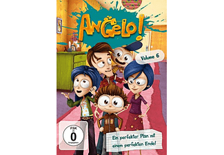 Angelo! - Volume 6 - (DVD)