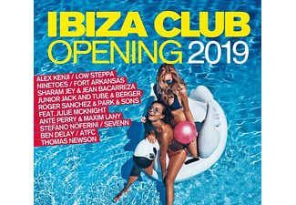 VARIOUS - Ibiza Club-Opening 2019 - (CD)