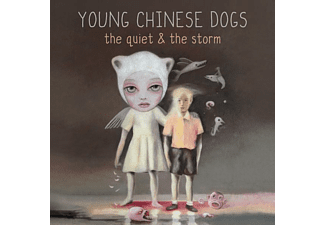 Young Chinese Dogs - The Quiet & The Storm - (CD)