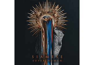 Siamese - Super Human - (CD)