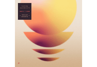Satin Jackets - Solar Nights - (CD)
