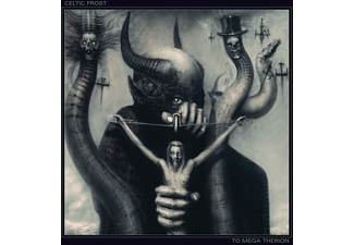 Celtic Frost - To Mega Therion - (CD)