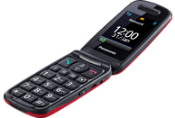 "PANASONIC KX-TU 456 EXRE/RED/2,4"" Rot, Handy"