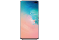 SAMSUNG Silicone Cover , Backcover, Samsung, Galaxy S10+, Weiß
