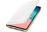 SAMSUNG LED View Cover , Bookcover, Samsung, Galaxy S10e, Weiß