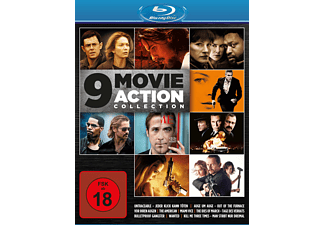 9 Movie Action Collection - (Blu-ray)