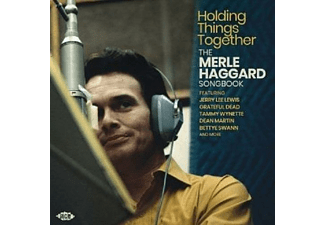 VARIOUS - Holding Things Together-The M.Haggard Songbook - (CD)