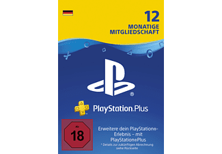 Ps Plus Karte.Playstation Plus Card 12 Monate Für Deutsche Sen Konten