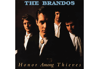 The Brandos - Honor Among Thieves CD
