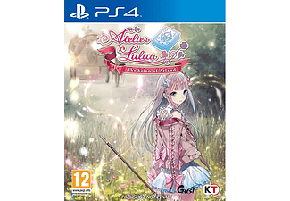Atelier Lulua - The Scion of Arland UK PS4
