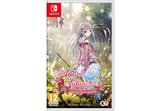 Atelier Lulua - The Scion of Arland UK Switch