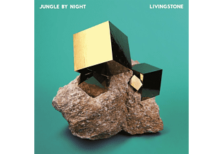 Jungle By Night - Livingstone CD