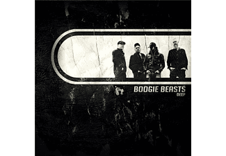 Boogie Beasts - Deep CD