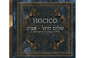 Hocico - Shalom From Hell Aviv (Blasphemies In The Holy Land Part.2) CD