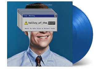 VARIOUS - Valley Of The Boom (ltd.blaues Vinyl) - (Vinyl)