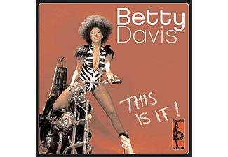 Betty Davis - This Is It (Anthology) LP