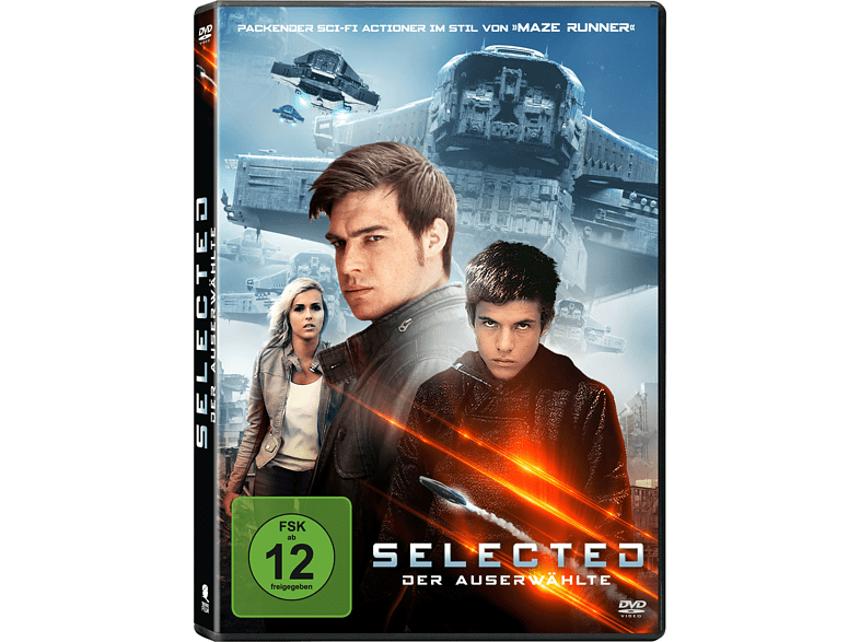 SELECTED - DER AUSERWÄHLTE [DVD]