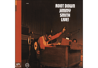 Jimmy Smith - Roots Down CD