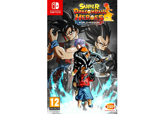 Super Dragon Ball Heroes World Mission FR Switch